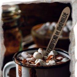 Milk chocolate with marshmallow Hot Chocolate®