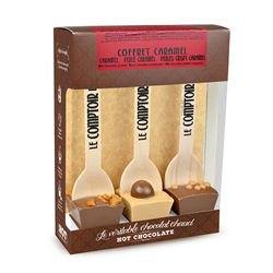 Caramel - Coffret 3 Hot Chocolate®