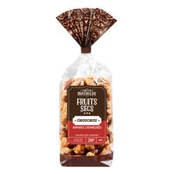 Caramelised almonds 8.81oz