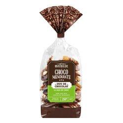 Mendiants chocolate duo