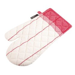 Set of Oven glove and manique