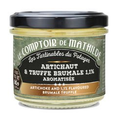 Artichaut & Truffe Brumale 1,1% Tartinable 90g