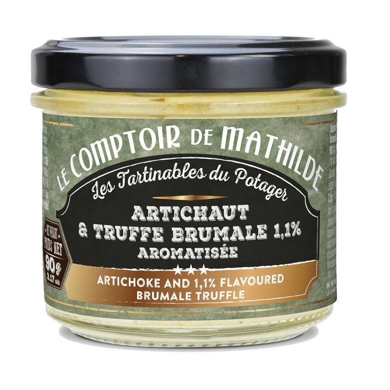 Artichaut & Truffe Brumale 1,1% Tartinable 90g