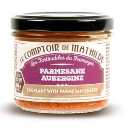 Parmesane d'Aubergine tartinable 90g