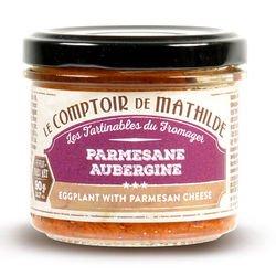 Parmesane d'Aubergine tartinable 90g