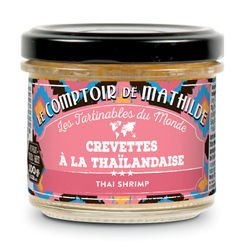 Thai shrimp spreadable 3.52oz