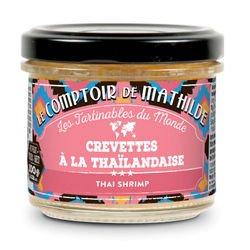 Thai shrimp spreadable 3.52oz