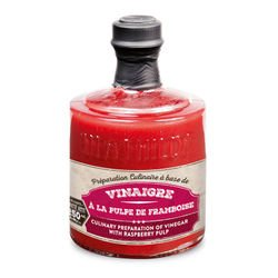 Culinary Preparation of Vinegar with Raspberry Pulp 8.45fl.oz