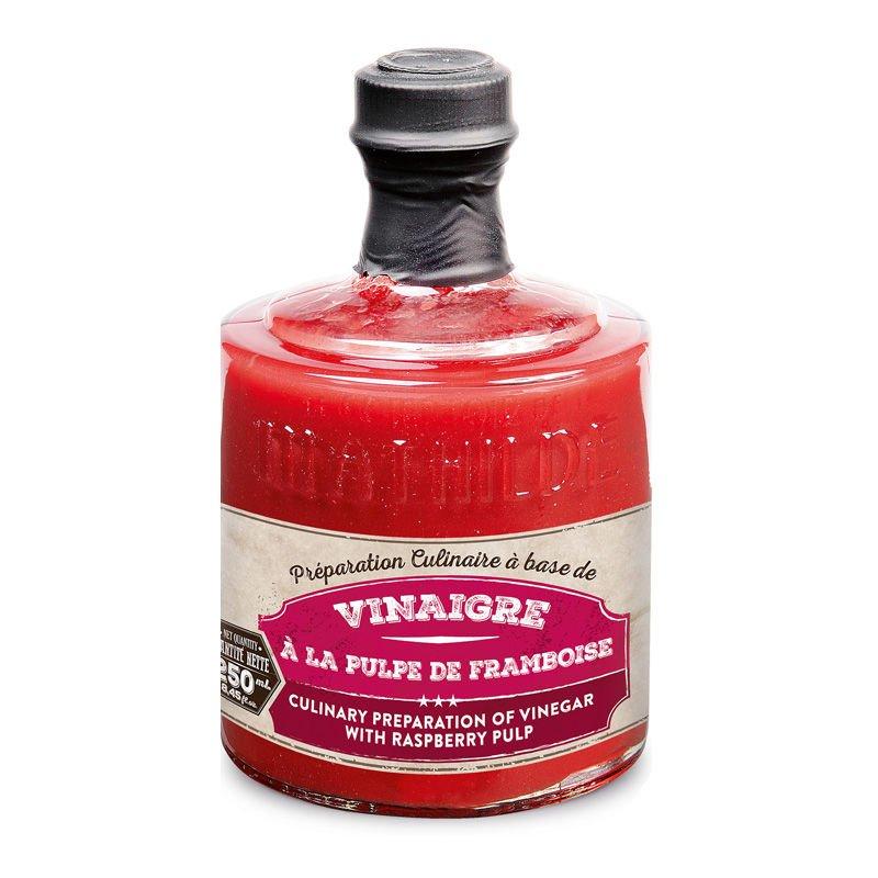 Culinary Preparation of Vinegar with Raspberry Pulp 8.45fl.oz