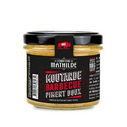 Moutarde Piment Doux - Barbecue 100g