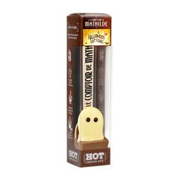 Hot Chocolate Lait Halloween fantome