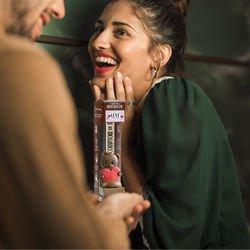 Hot Chocolate Lait Ourson Coeur Saint Valentin Cadeau