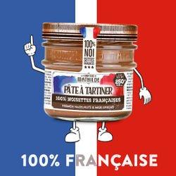 So Frenchy spread