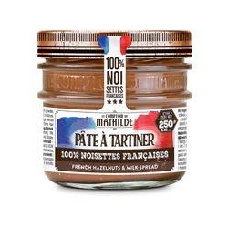 Pâte à Tartiner 100% Noisettes Françaises 250g
