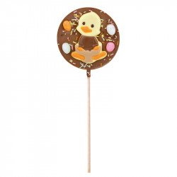 Milk Chocolate Lollipop - Easter Edition