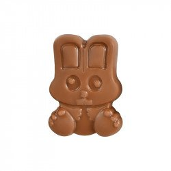 Milk chocolate animals figures Easter