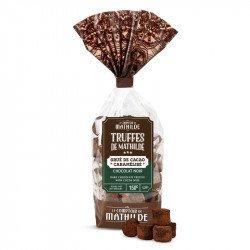 Truffe Chocolat Noir au Grué de cacao caramélisé 150g