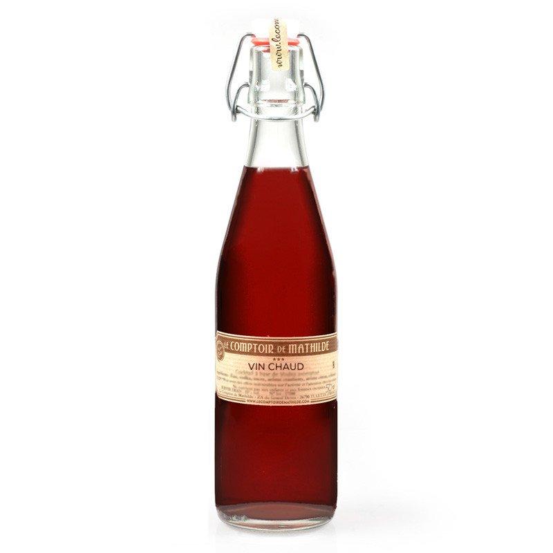 Boisson aromatisée à base de vin et d'épices d'hiver - 10,5%