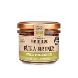 Dark with hazelnut paste - Spread 3.53oz