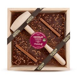 Dark chocolate Malakoof – Chocolate with hammer 14.1oz