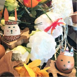 Praline egg in gift box - Easter Edition