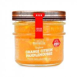 Orange, Citron, Pamplemousse - Confiture