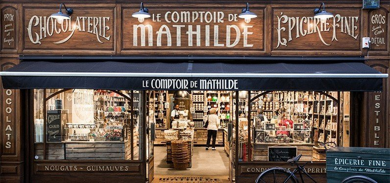 Boutique - Le Comptoir de Mathilde