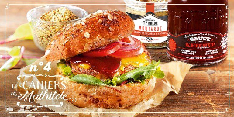 Burger Rustique