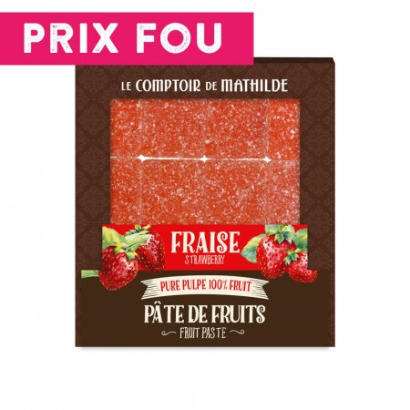 Strawberry - Fruit Paste