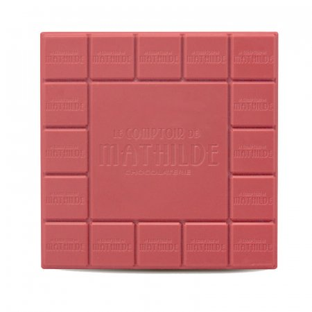 Tablette Nature - Chocolat Ruby 80g