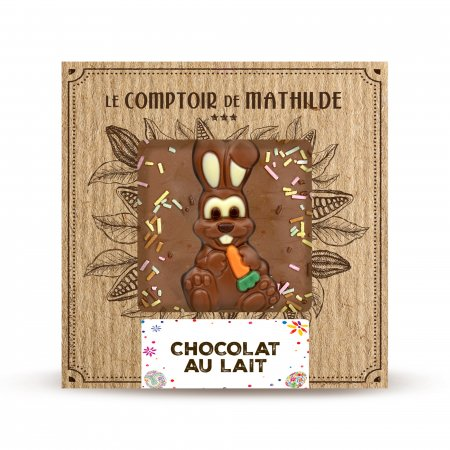 Milk Chocolate Bar - Easter Edition